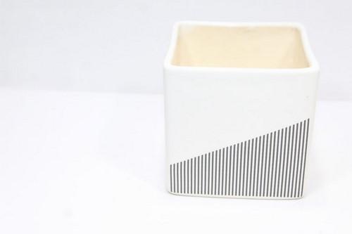 Small square white