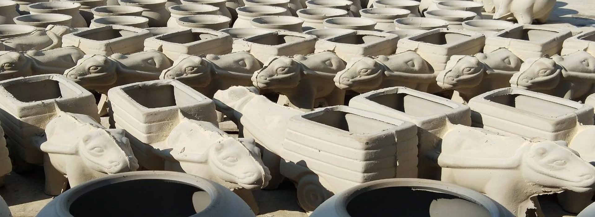 ceramics pots manufacturer in khurja